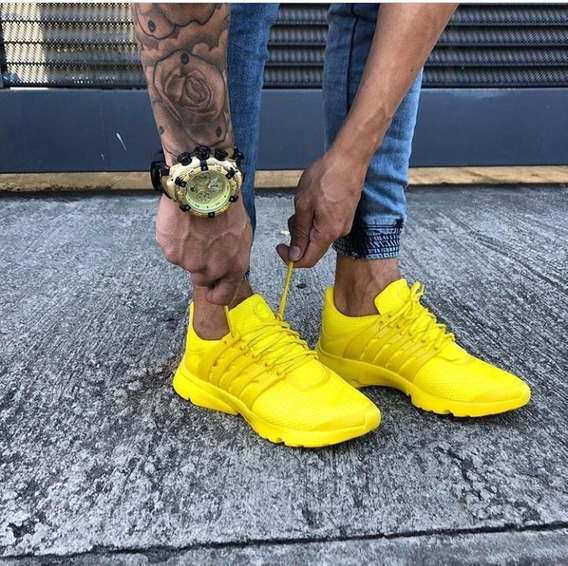 Nike Presto Amarelo