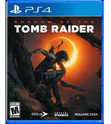 Shadow Of The Tomb Raider - Ps4 Fisico Nuevo Y Sellado