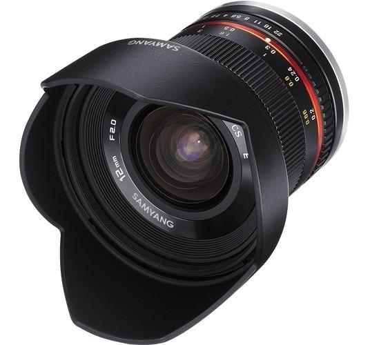 Samyang / Rokinon 12mm 2.0 Ncs Cs Para Sony E