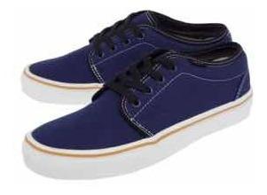 Vans Vulcanized 106 Color Azul Marino