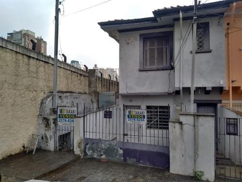 Imagem 1 de 17 de Sobrado Com 6 Dormitórios À Venda, 240 M² Por R$ 795.000,00 - Vila Mariana - São Paulo/sp - So0414