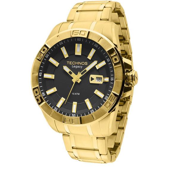 Relógio Technos Masculino Legacy 2415bt/4p