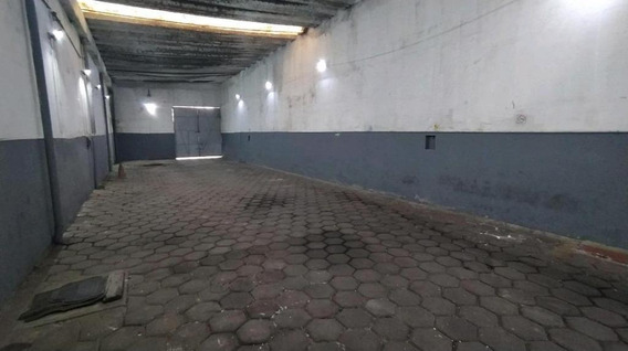 Galpão Em Macuco, Santos/sp De 410m² Para Locação R$ 4.500,00/mes - Ga613277