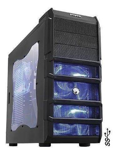Computador P/ Jogos Pc Gamer Intel Core I7 Gtx 1050ti 16ram