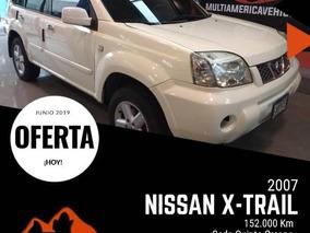 Nissan X-trail Limited