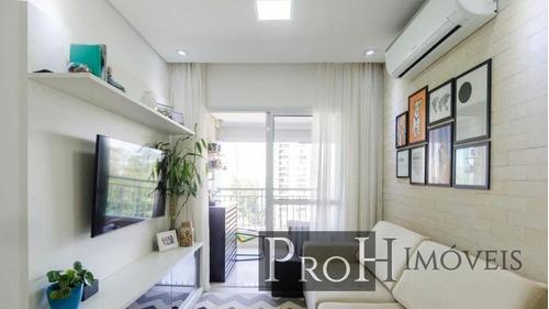 Imagem 1 de 14 de Apto 2 Dorms, Sendo 1 Suíte E Lazer Completo - R$ 593.000,00