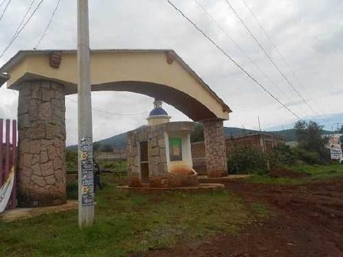 Terreno Habitacional En Venta En Iratzio, Morelia, Michoacán