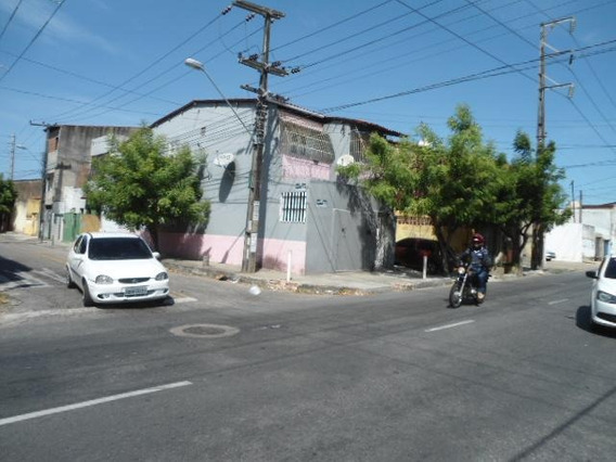 Casa Residencial À Venda, Montese, Fortaleza - Ca1017. - Ca1017