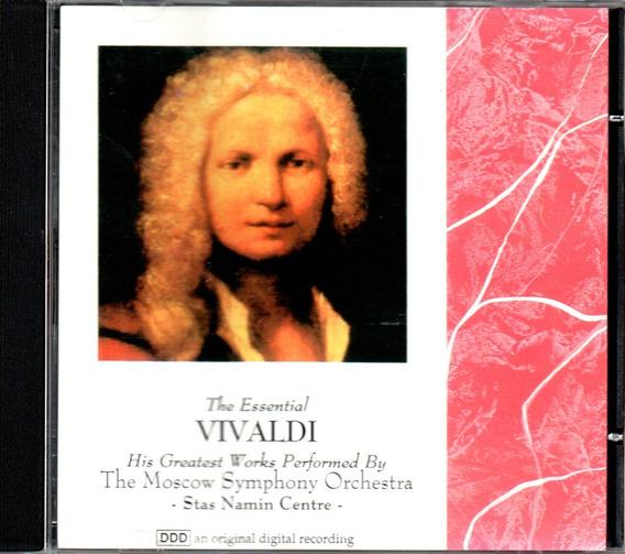 Cd Vivaldi - The Essential