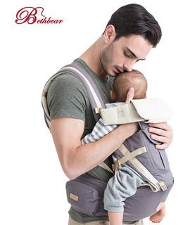 Mochila Portabebé Bethbear 3 En 1 Para Bebés De 0-36 Meses