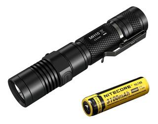 Lanterna Nitecore Mh10 Cree Xm-l2 U2 Led + Bateria 3100 Mah