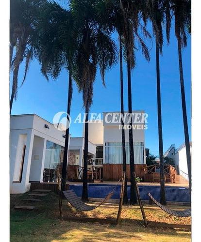 Imagem 1 de 14 de Chácara Com 5 Dormitórios À Venda, 1100 M² Por R$ 1.500.000,00 - Residencial Village Santa Rita Iv - Goiânia/go - Ch0038