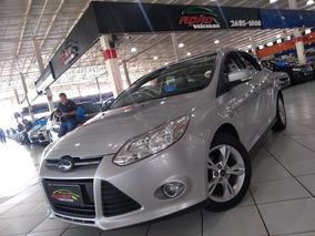 Ford Focus 1.6 Se Flex Completo Couro 2014