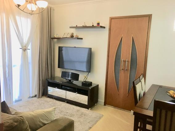 Apartamento Renovado - 2 Quartos - 50mt² - Vila Carrão