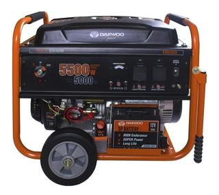 Grupo Electrogeno Generador Electrico Daewoo 6.9 Kva Nafta