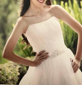Vestido Estilo Princesa De Tul Novia O Quinceañera