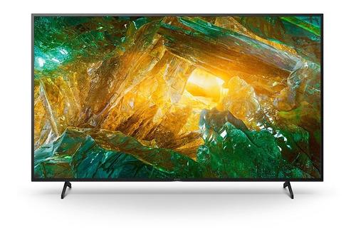Imagen 1 de 8 de Smart Tv Sony 85 4k Ultra Hd Android Tv Xbr-85x805h