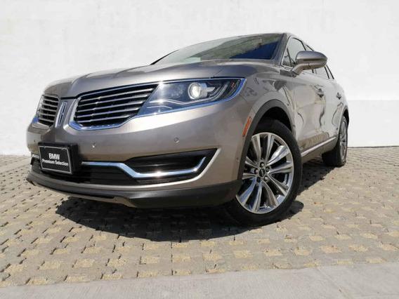 Lincoln Mkx 2016 5p Premier V6/3.7 Aut Awd