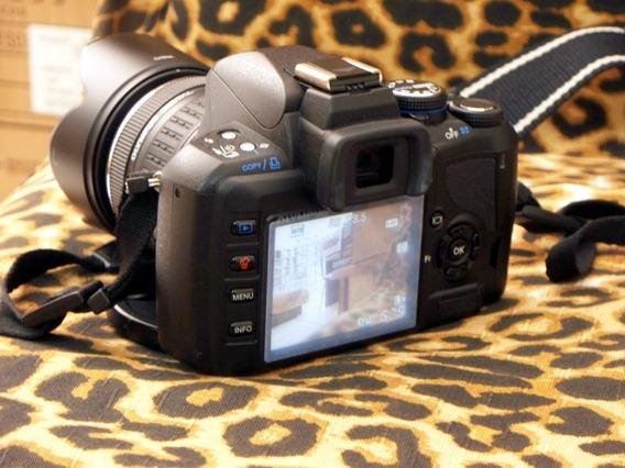 Câmera Digital Olympus E-420, Semi-nova