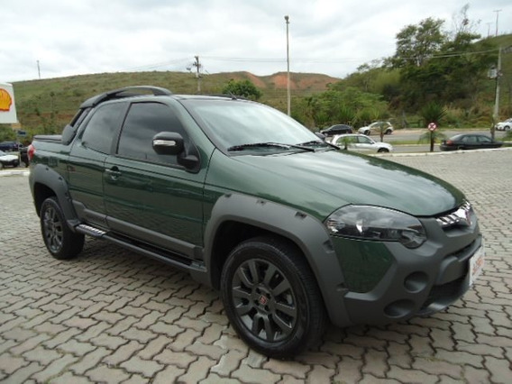 Strada Adventure 1.6 O Working 1.4 0km Retira Con $99.000 Z-