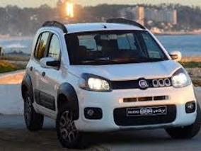 Fiat Uno Way, 12 Cuotas Fijas, Entrega Asegurada (men)