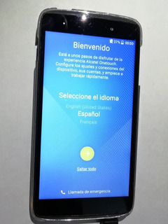2 Cel Alcatel One Toch Idol 3 4.7 Para Reparar O Repuesto