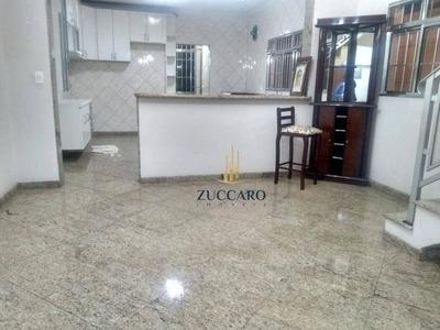 Sobrado Com 3 Dormitórios À Venda, 265 M² Por R$ 800.000 - Bom Clima - Guarulhos/sp - So4171