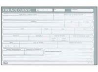 2 Ficha Cliente C/instrucoes 5x8 Tilibra Pct/100
