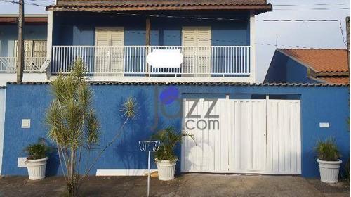 Casa Residencial À Venda, São José, Paulínia. - Ca2672