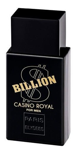 Billion Casino Royal Paris Elysees Perfume Masculino De 100
