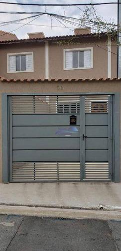 Sobrado Com 2 Dormitórios À Venda, 65 M² Por R$ 335.000,00 - Jardim Colorado - São Paulo/sp - So0152