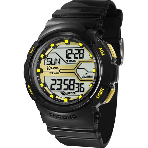 Relógio Feminino X-games Original Garantia Nota Xfppd046bxpx