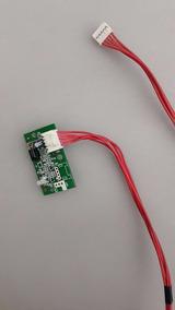 Pci Teclado E Pci Sensor Tv Hbuster Hbtv-4203