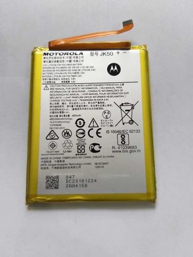 Bateria Motorola G7 Power Jk50/ Xt1955 De 4850mah