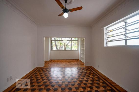 Apartamento Para Aluguel - Leblon, 3 Quartos, 130 - 893113674