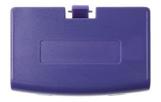 Tapa De Baterias Para Gbc Gameboy Color Varios Colores Nueva