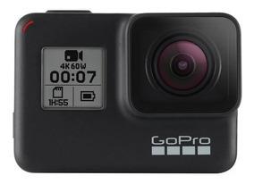 Gopro 7 Black - Nova - Garantia