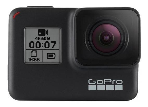 Gopro Hero 7 Black - Muito Conservada - Garantia