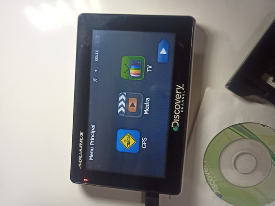 Gps Automotivo Discovery Mtc3653 4.3 Pol Tv Mp3 Mp4 Outlet