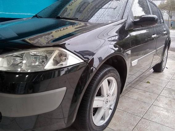 Renault Megane Sedan Dynamique 2.0 16v 4p Troca + Valor