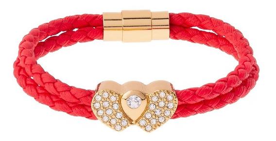 Pulsera/ Brazalete Cupido Rojo San Valentin Marca Nice
