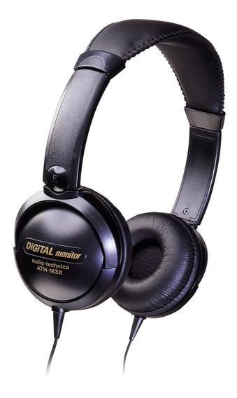 Audio Technica Ath M3x Fone On Ear Fechado M 3x