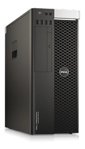 Workstation Dell T5810 Intel Xeon + 16gb Ddr4 - Com Nota