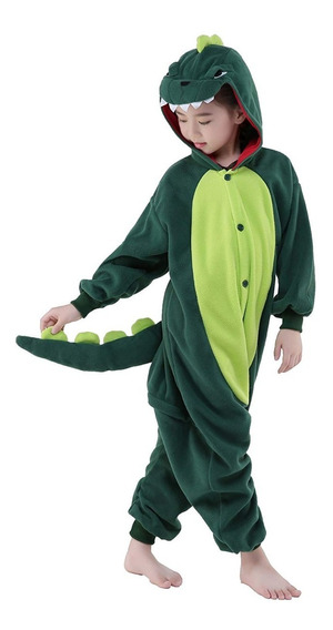 Mameluco Para Bebé Dinosaurio Pijama Kigurumi Envío Gratis!