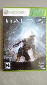 Jogo Halo 4 Para Xbox 360