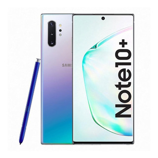 Celular Samsung Galaxy Note 10+ Plus 256 Gb +12 Ram Sensor De Profundidad Msi