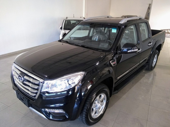 Great Wall Wingle 6 2.0 Tdi D/cabina 4x4 Manual 6ta.0km 2019