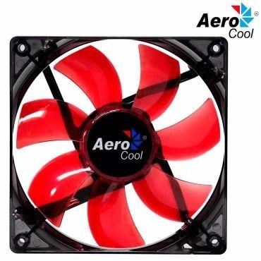 Cooler Para Aerocool Microv En 51370 Lightning Led Vermelho