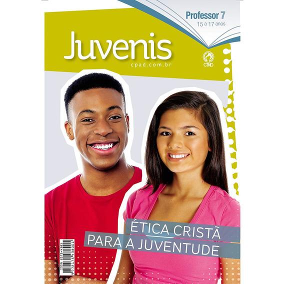 Revista Ebd Juvenis 3º Tri / 2016 - Professor