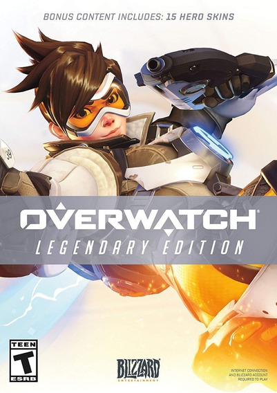 Overwatch - Switch - Pronta Entrega! Na Caixa!! Digital!